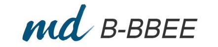 MD BEE logo