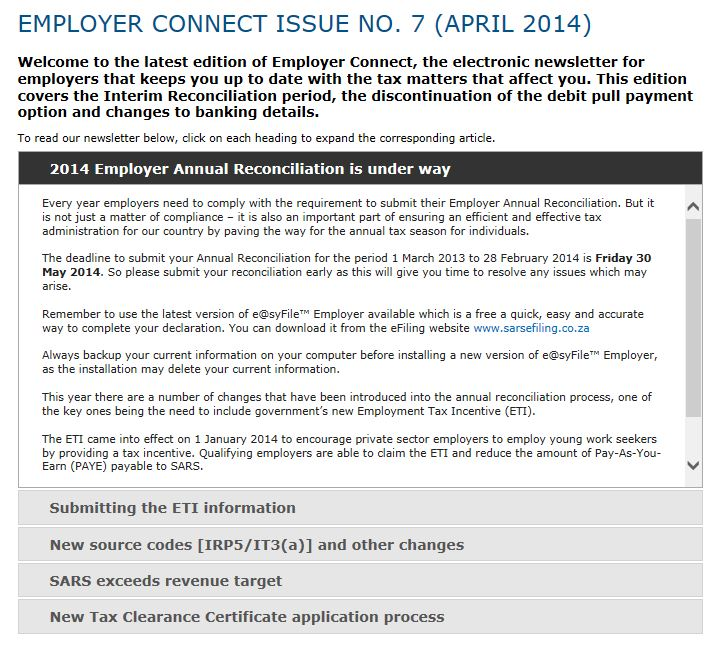 Employer Connect